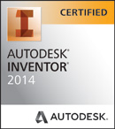 DigiPara Liftdesigner certified for Autodesk Inventor